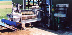 Wedge Wire ScreenCylinder in Screw Press Used in Agriculture