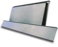 Stainless Steel Flat Panels