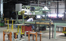 BDi's Industrial Profile Screen Manufacturing Facility